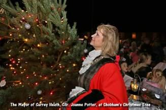 Chobham Christmas Christmas Extravaganza 28