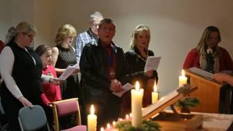 Frimley Park Hospital Carols - Alan Meeks 10