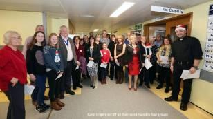 Frimley Park Hospital Carols - Alan Meeks 11