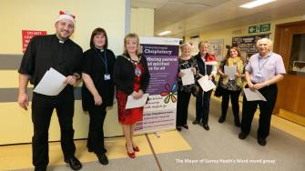Frimley Park Hospital Carols - Alan Meeks 12