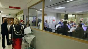 Frimley Park Hospital Carols - Alan Meeks 14