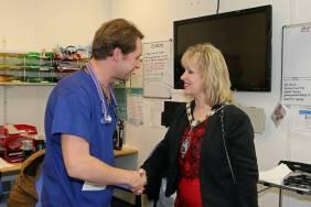 Frimley Park Hospital Carols - Alan Meeks 18
