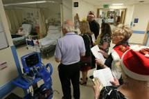 Frimley Park Hospital Carols - Alan Meeks 20