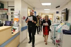 Frimley Park Hospital Carols - Alan Meeks 22