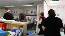 Frimley Park Hospital Carols - Alan Meeks 23