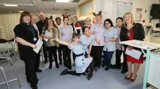 Frimley Park Hospital Carols - Alan Meeks 24