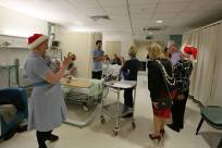 Frimley Park Hospital Carols - Alan Meeks 27
