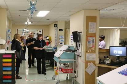 Frimley Park Hospital Carols - Alan Meeks 28