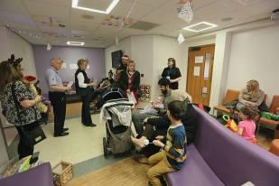 Frimley Park Hospital Carols - Alan Meeks 32