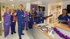 Frimley Park Hospital Carols - Alan Meeks 33