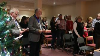 Frimley Park Hospital Carols - Alan Meeks 8