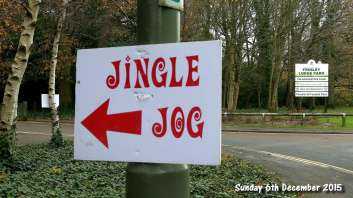 Jingle Jog - Alan Meeks 1