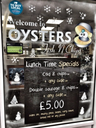 Oysters - Christmas 2015 - Deachy 7