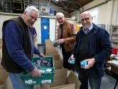 Rotary food parcels - Alan Meeks 11