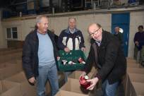 Rotary food parcels - Alan Meeks 14