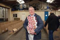 Rotary food parcels - Alan Meeks 17