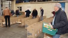 Rotary food parcels - Alan Meeks 18