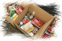 Rotary food parcels - Alan Meeks 21