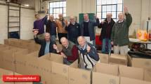 Rotary food parcels - Alan Meeks 23