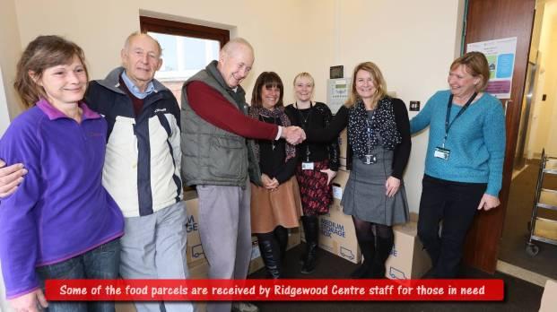 Rotary food parcels - Alan Meeks 28