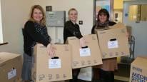 Rotary food parcels - Alan Meeks 29