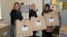 Rotary food parcels - Alan Meeks 29