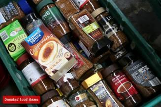 Rotary food parcels - Alan Meeks 3