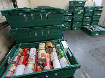 Rotary food parcels - Alan Meeks 7