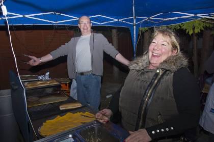 Windlesham Christmas Tree Lights 2015 - Mike Hillman 10