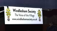 Windlesham Christmas Tree Lights 2015 - Mike Hillman 11
