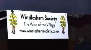 Windlesham Christmas Tree Lights 2015 - Mike Hillman 11