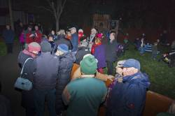 Windlesham Christmas Tree Lights 2015 - Mike Hillman 12