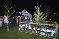 Windlesham Christmas Tree Lights 2015 - Mike Hillman 13