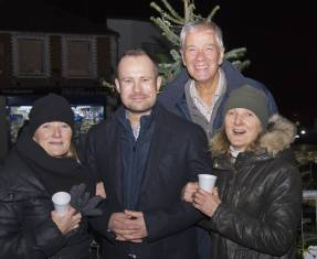 Windlesham Christmas Tree Lights 2015 - Mike Hillman 16