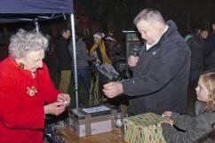 Windlesham Christmas Tree Lights 2015 - Mike Hillman 17