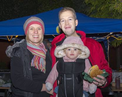 Windlesham Christmas Tree Lights 2015 - Mike Hillman 26