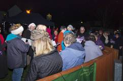 Windlesham Christmas Tree Lights 2015 - Mike Hillman 3