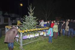 Windlesham Christmas Tree Lights 2015 - Mike Hillman 4