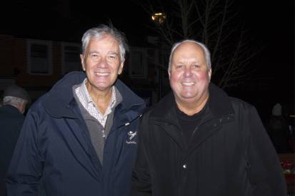 Windlesham Christmas Tree Lights 2015 - Mike Hillman 5