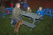 Windlesham Christmas Tree Lights 2015 - Mike Hillman 8