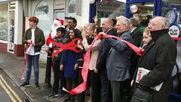 Windlesham Post Office - Alan Meeks 13