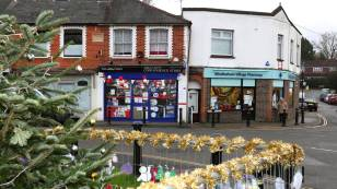 Windlesham Post Office - Alan Meeks 23