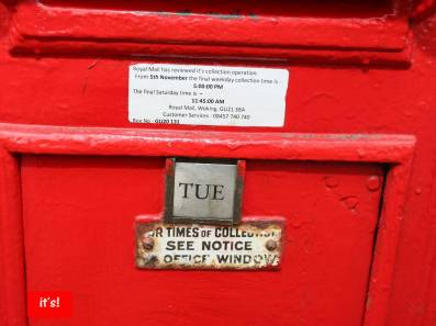 Windlesham Post Office - Alan Meeks 28