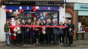 Windlesham Post Office - Alan Meeks 9