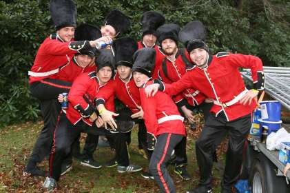Windlesham Pram Race 2015 - Alan Meeks 1