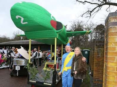 Windlesham Pram Race 2015 - Alan Meeks 12