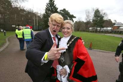 Windlesham Pram Race 2015 - Alan Meeks 18