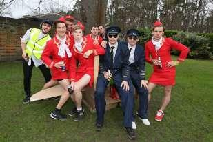 Windlesham Pram Race 2015 - Alan Meeks 19