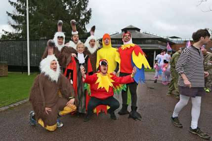Windlesham Pram Race 2015 - Alan Meeks 21