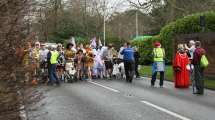 Windlesham Pram Race 2015 - Alan Meeks 22